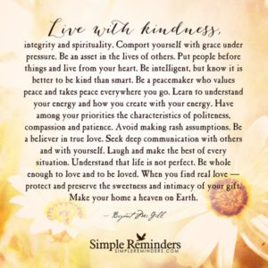 live-with-kindness